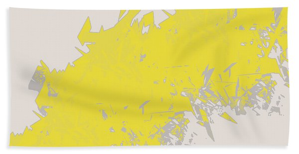 Lightening Bath Towel