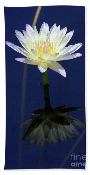 Lotus Reflection Hand Towel