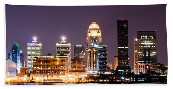 Louisville 1 Bath Towel