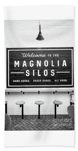 Magnolia Silos Baking Co. Bath Towel