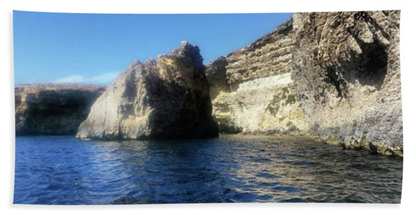 Cliffs Malta Bath Towel