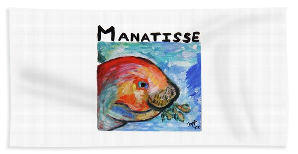 Manatisse Bath Towel
