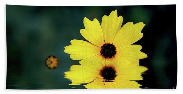 Mellow Yellow Hand Towel