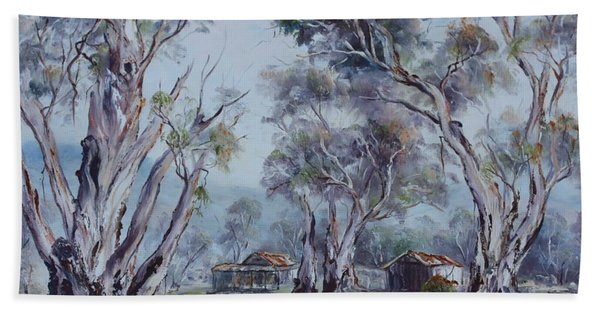Melrose, South Australia Bath Towel