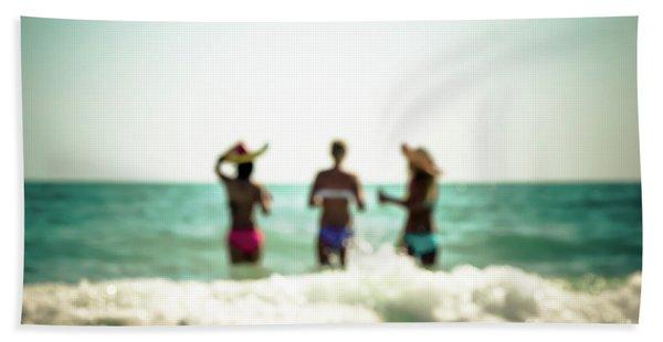 Mermaids Bath Towel