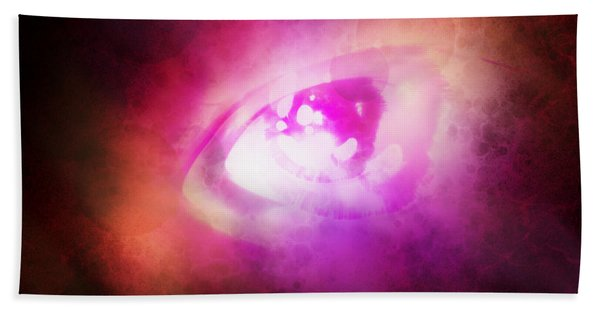 Mind's Eye Bath Towel