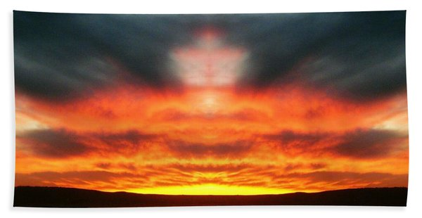 Sunset Dream Hand Towel