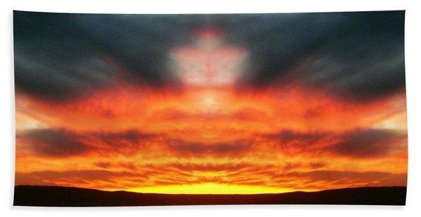 Sunset Dream Bath Towel