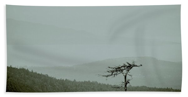 Misty View Hand Towel