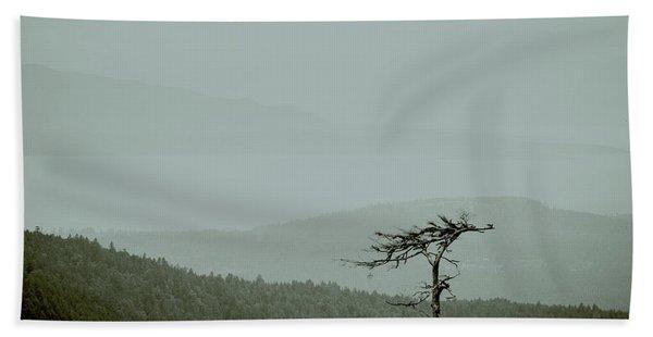 Misty View Bath Towel