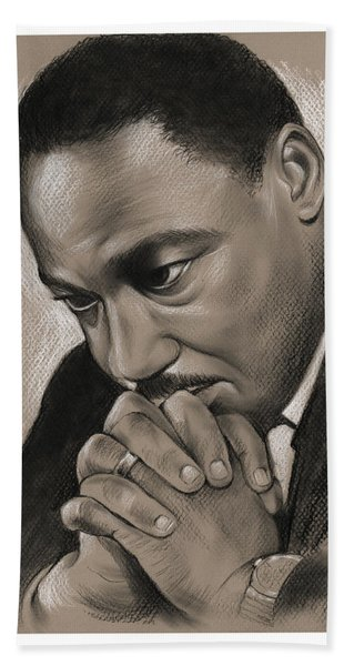 MLK Hand Towel
