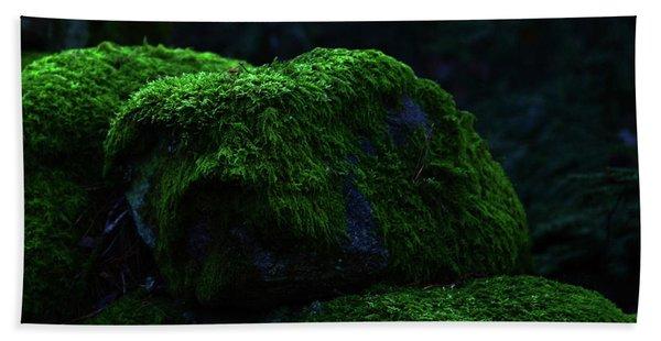 Moss Bath Towel