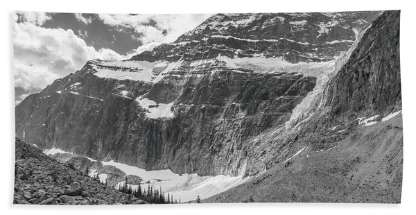 Mt. Edith Cavell Hand Towel