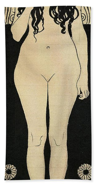 Naked Truth Hand Towel