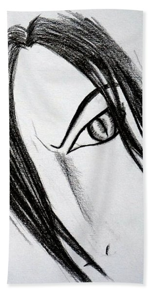 Narutos Orochimaru Bath Towel