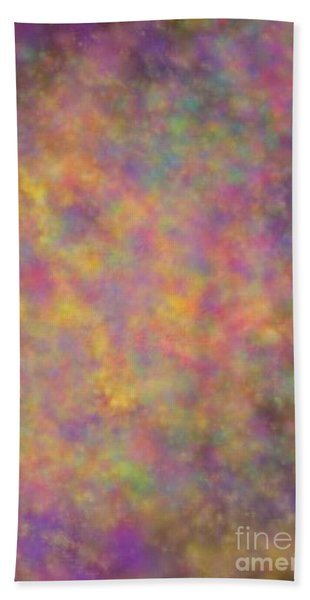 Nebula Bath Towel