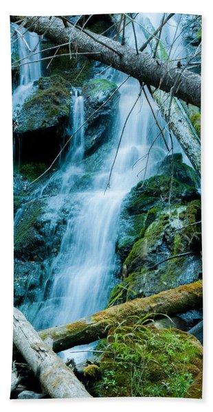 Nine Mile Falls Hand Towel