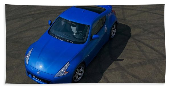Nissan 370z Coupe 2012 Hand Towel
