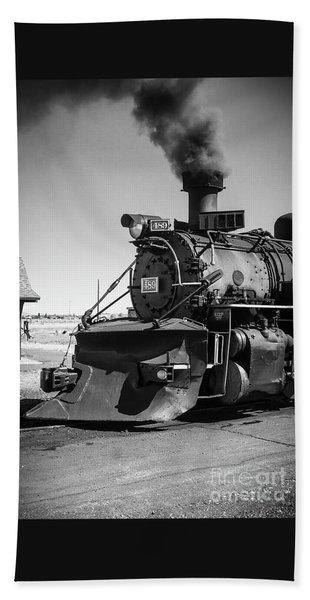 No. 489 Engine Hand Towel