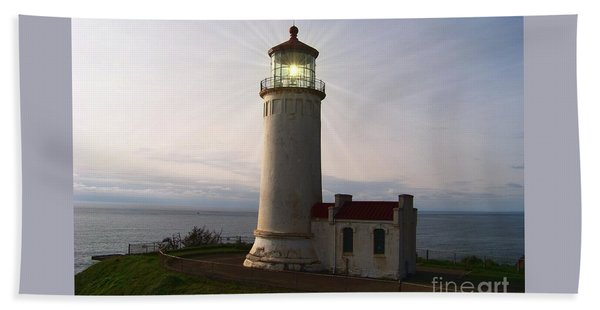 North Head Light Hand Towel