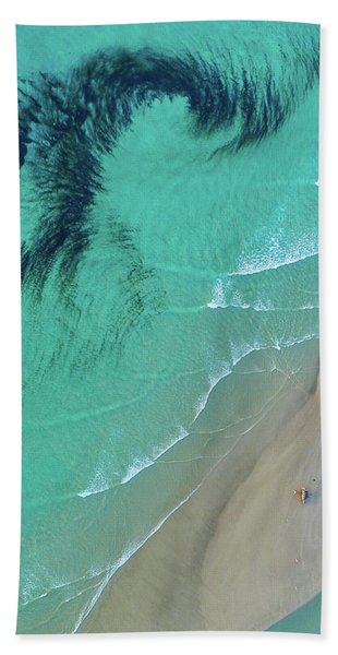 Ocean Art Bath Towel