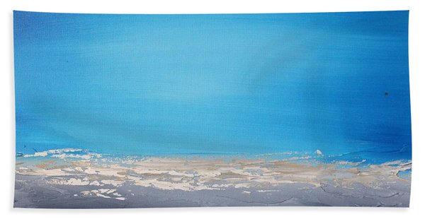 Ocean Blue 5 Hand Towel