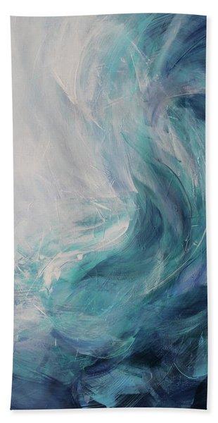 Ocean Song Hand Towel