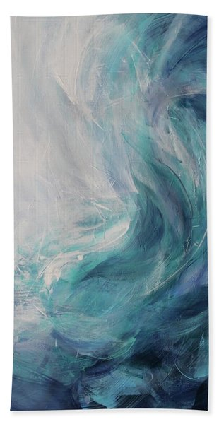 Ocean Song Bath Towel