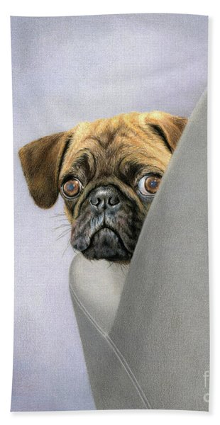 Oh, You're Home... Hand Towel