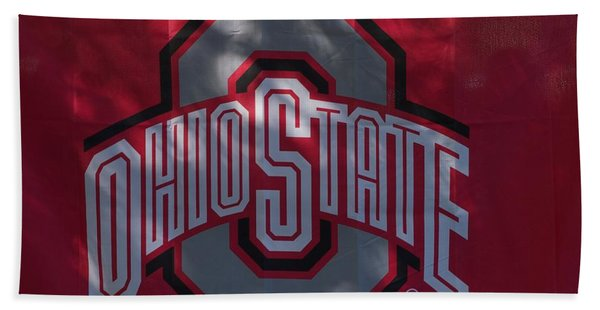 Ohio State Bath Towel