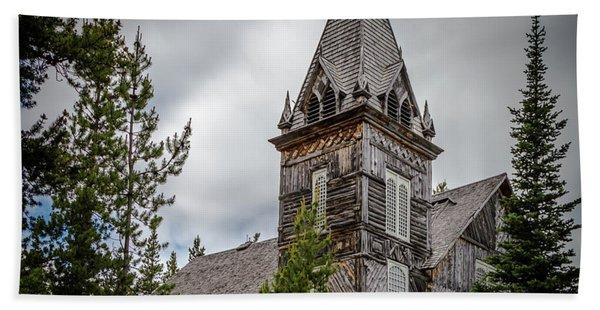 Old Church Hand Towel