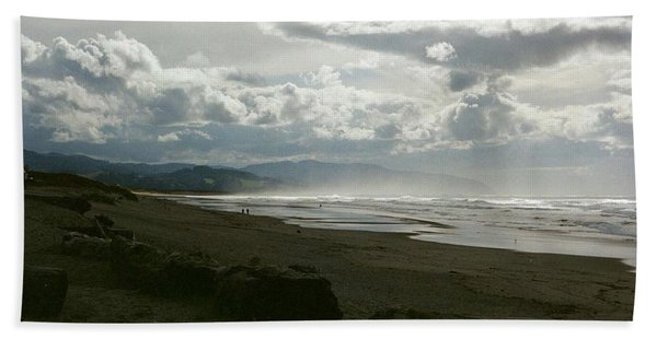 Oregon Coast 10 Bath Towel