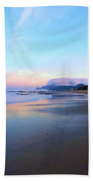 Oregon Coast 4 Bath Towel