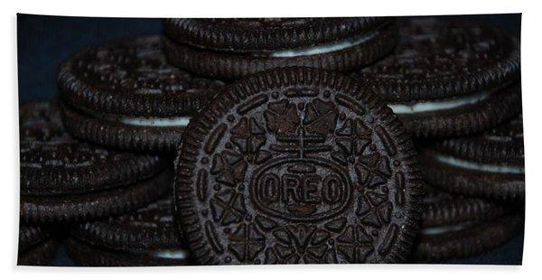 Oreo Cookies Bath Towel