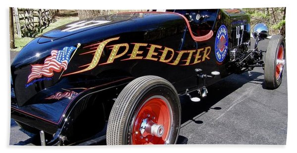 Packard Speedster  Bath Towel