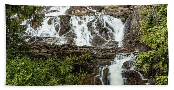 Paradise Falls-1 Bath Towel