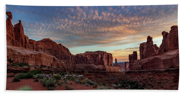 Park Avenue Sunrise Hand Towel