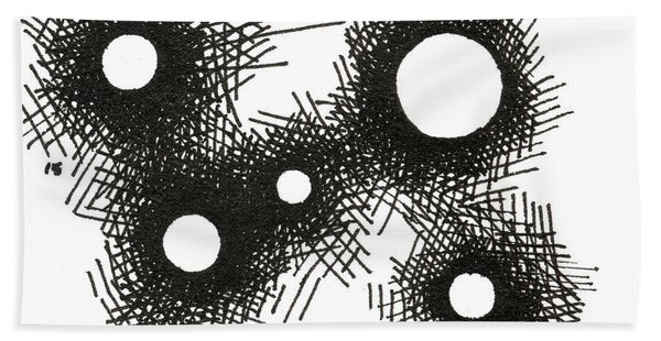Patterns 1 2015 - Aceo Bath Towel