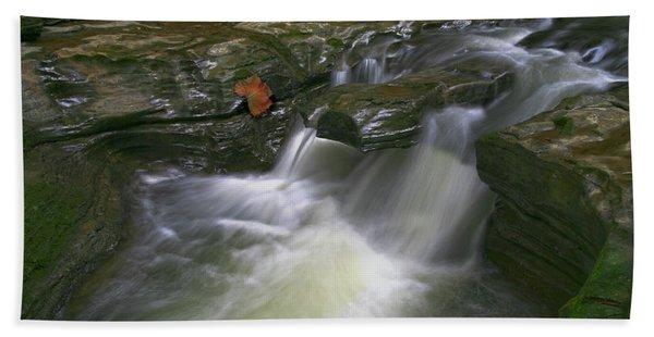 Peace Falls Bath Towel