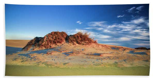 Peaks Of Jockey's Ridge Bath Towel