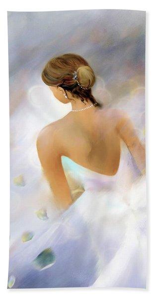 Petals Bath Towel