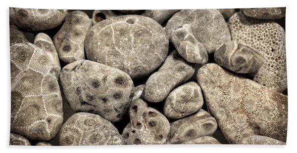 Petoskey Stones Vl Bath Towel