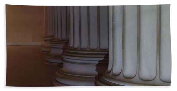 Pillars Hand Towel