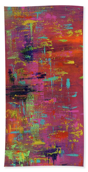 Play Of Passion Bath Towel