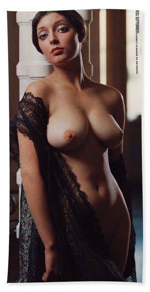 Playboy, Miss September 1963 Bath Towel