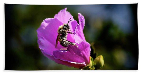 Pollen Clad Hand Towel
