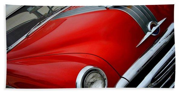 Pontiac Chieftain 1954 Front Hand Towel