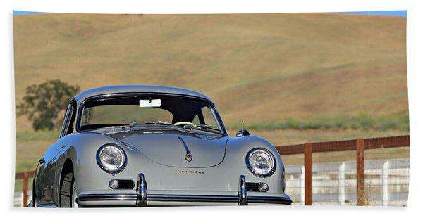 Porsche 356a European Hand Towel