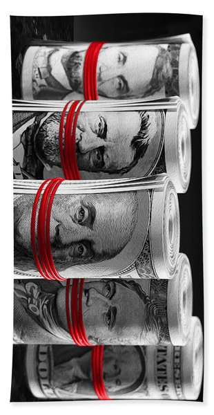 Presidents For Ransom Hand Towel