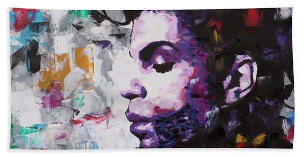 Prince Musician II Hand Towel